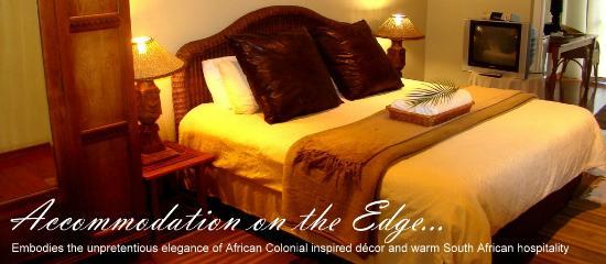 African Peninsula Guest House : Suite 6 Bedroom