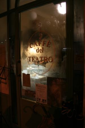 Caffe del teatro