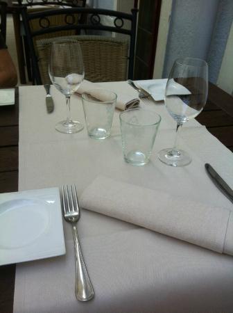 Du Grand Maur : Dining Area