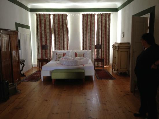 Schlosshotel Mailberg: Schlafzimmer