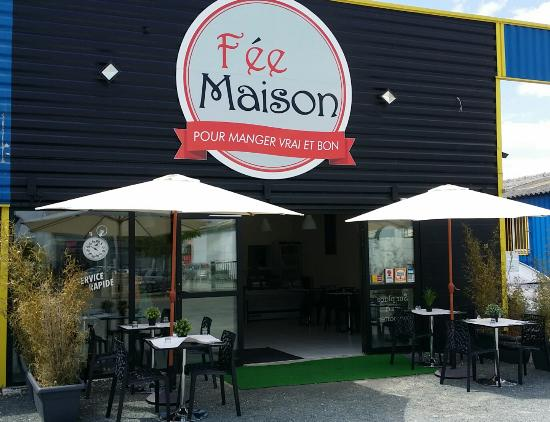 Royan, France: restaurant Fée maison