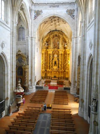 Interior of the churh - Picture of St. Stephens Convent ...