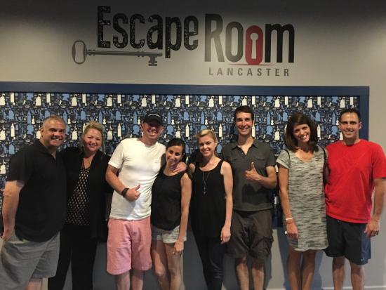 Escape Room Lancaster Hours