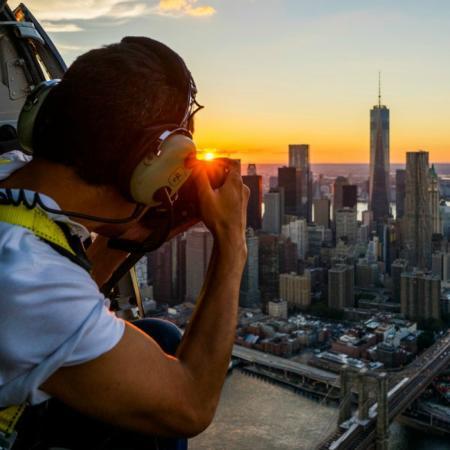 Kearny, NJ: Photographer shooting NYC
