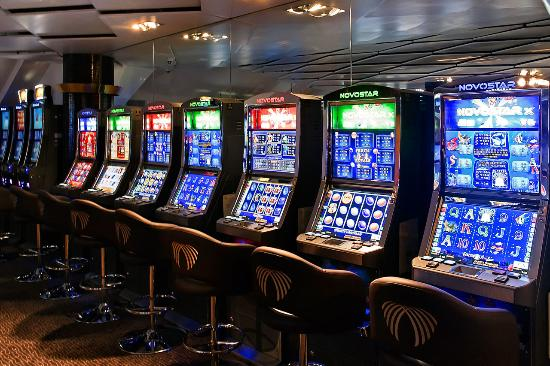 Las Vegas - Sala Slot e Sala Giochi