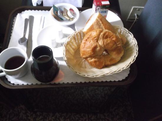 Hotel Le Saint Andre: dejeuner