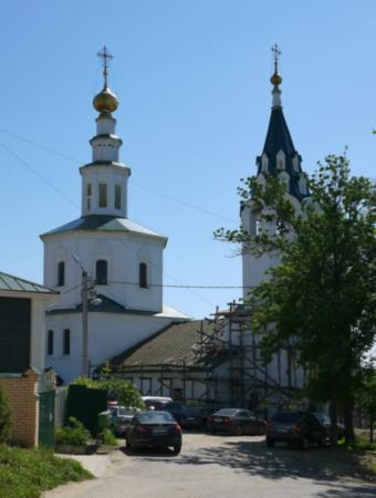 Galeyskaya Church of St. Nicholas