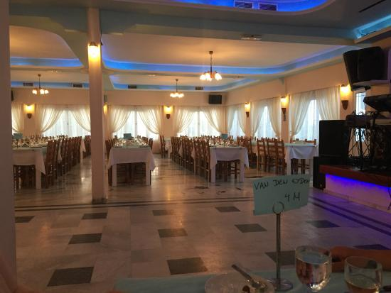 Dimitris Taverna Kamari : restaurant