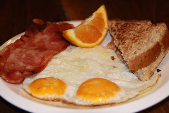 Himalayan Coffee: British Breakfast combo