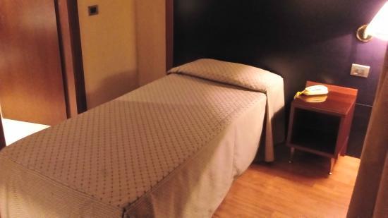 Smooth Hotel Rome West : habitación