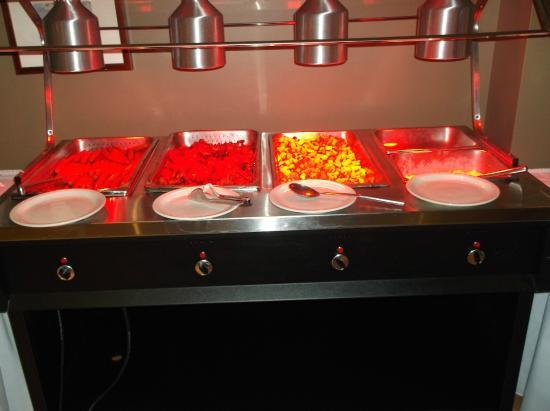 Hotel Plaza Valleyfield: breakfast