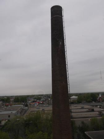 Hotel Plaza Valleyfield: view