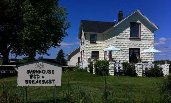 Auburn, MI: Farmhouse Bed & Breakfast