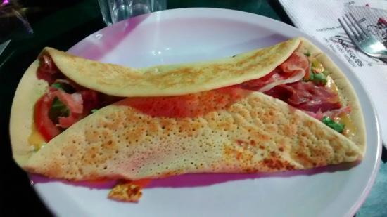 Carlitos - Rey del Panqueque: Platos grandes