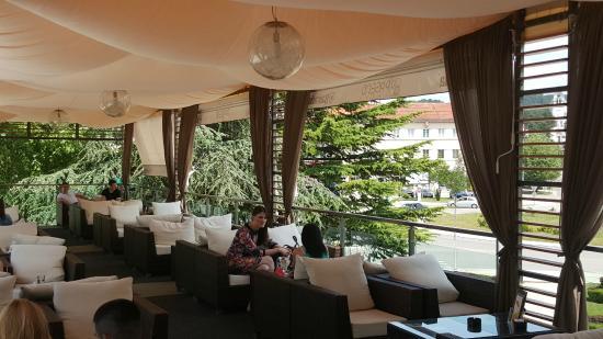 PASEND By MEX Cafe&Restaurant: Terasa