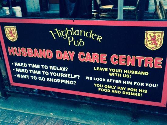 Оттава, Канада: The Highlander Pub