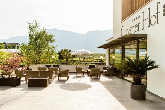 Hotel Girlanerhof: Terrazza