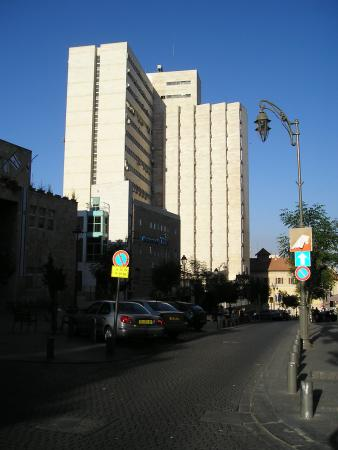 Jerusalem Tower Hotel: отель