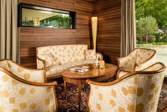 Hotel Girlanerhof: Bar