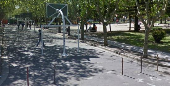 Plaza Pueyrredon
