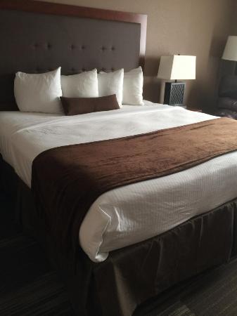 Baymont Inn & Suites Mandan Bismarck Area: Bedding