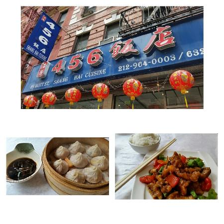 Fish filet szechuan style and soup dumplings with crab for Ala shanghai chinese cuisine