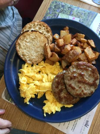 Rockport Diner Family Restaurant: Plate of Plenty