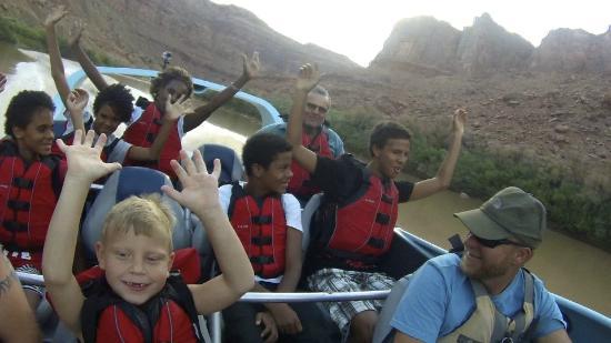 good times - Picture of Moab Jett - TripAdvisor