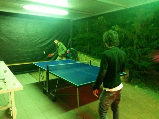 Minigolf San Cipriano: Il Ping Pong