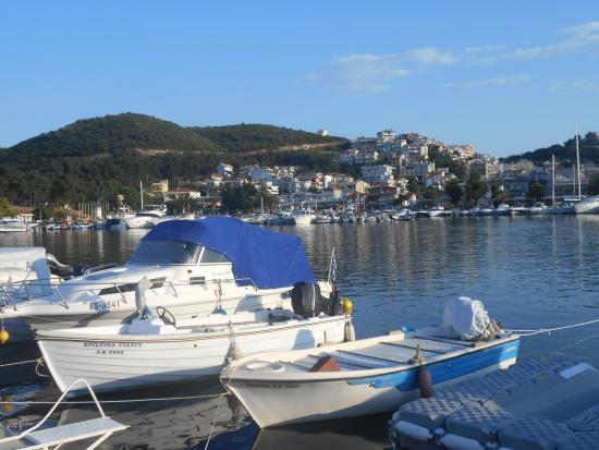 Vournelis Beach Hotel & Spa: Nea Iraklitsa harbour