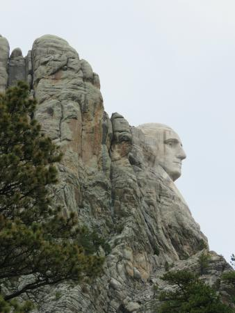 Blue Bell Lodge: Mount Rushmore