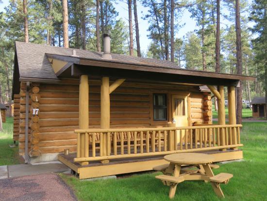 Blue Bell Lodge : Cabin #17