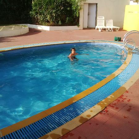 Holiday Inn Pune Hinjewadi: Pool