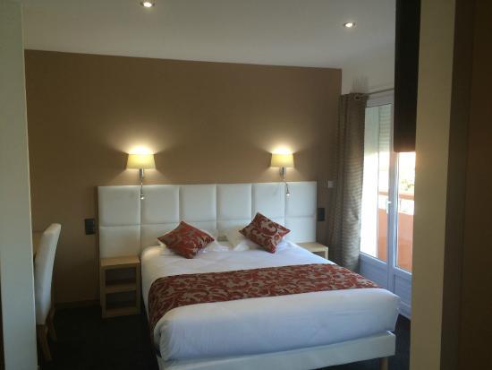 Hotel Le Mistral : chambre