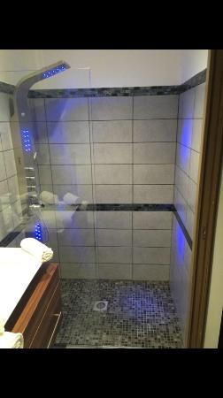 Hotel Le Mistral : douche