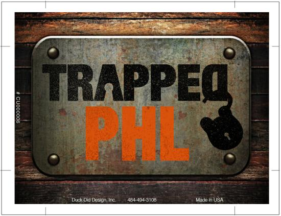 ‪Trapped PHL - Escape Rooms‬