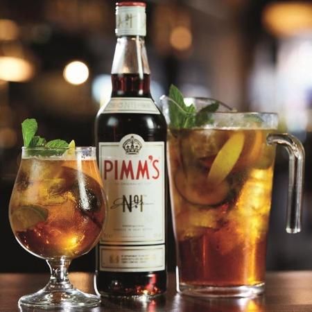 The Great Spoon of Ilford: Pimms
