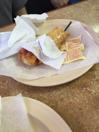 Parador El Buen Cafe Hotel : Malos