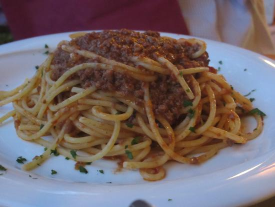 Il Ponte: Spaghetti