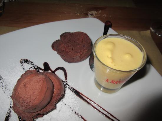 Il Ponte: Chocolate Trio