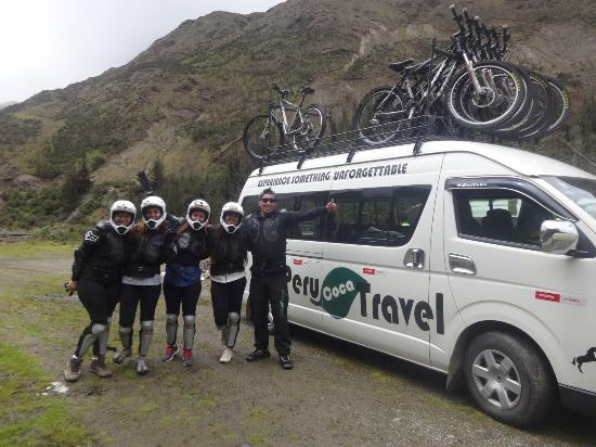 Peru Coca Travel