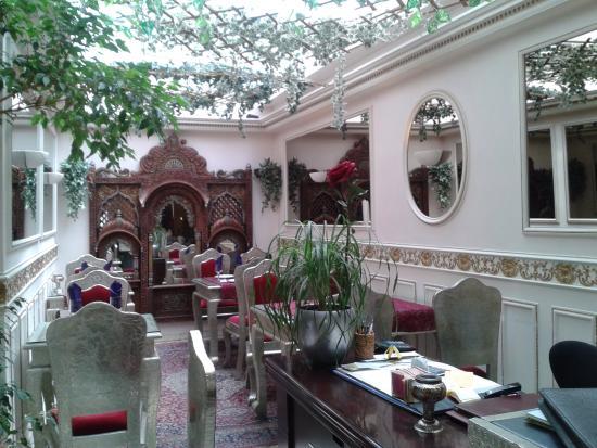 Maharaja Palace: Belle décoration