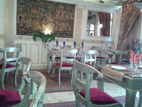Maharaja Palace: Joli restaurant
