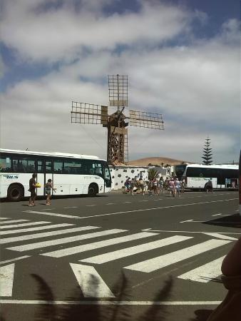 Intercity Bus Lanzarote