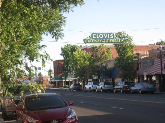 Best Western Clovis Cole: Clovis Historic District