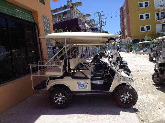 ‪C & S Golf Cart Rental‬
