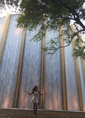 Water Wall: Una tarde divina!!