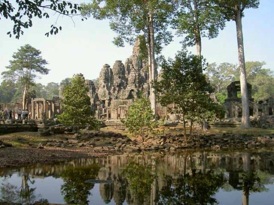 Bayon temple bayon