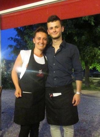 Ponte a Bozzone, Italien: Friendly staff