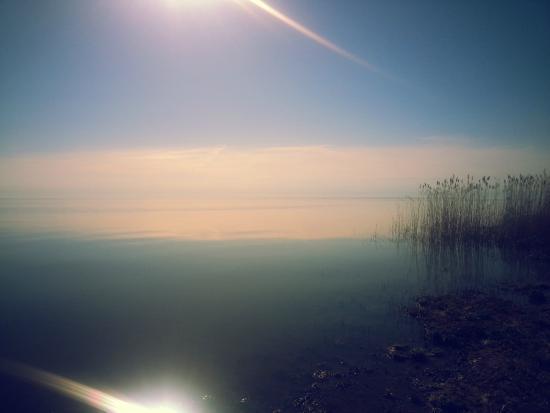 Pskov Oblast, Rosja: Природное зеркало
